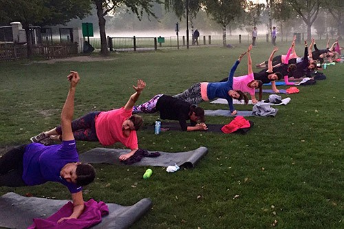 Wandsworth Group Outdoor Workouts