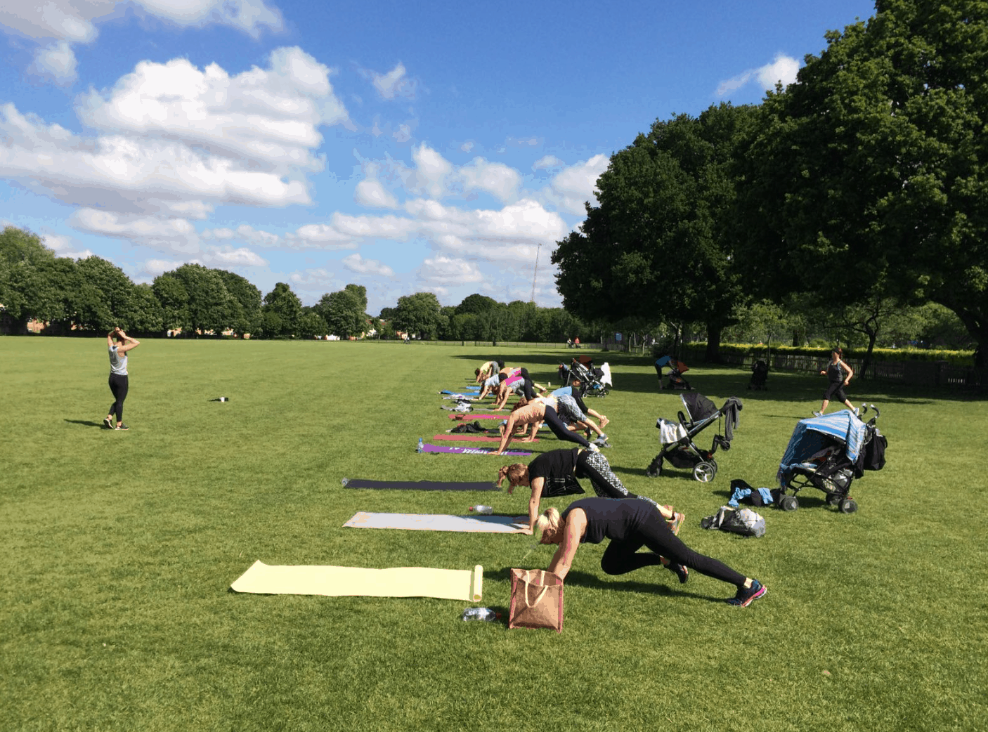 Two hour bootcamps